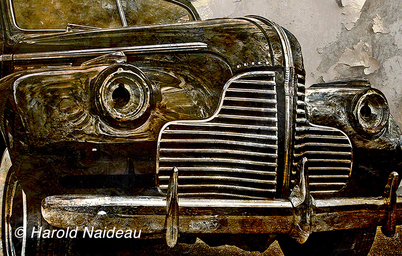 Libby's Buick by Harold Naideau at Alex Ferrone Photography Gall