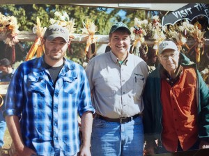 Al Krupski, Nick Krupski and dad
