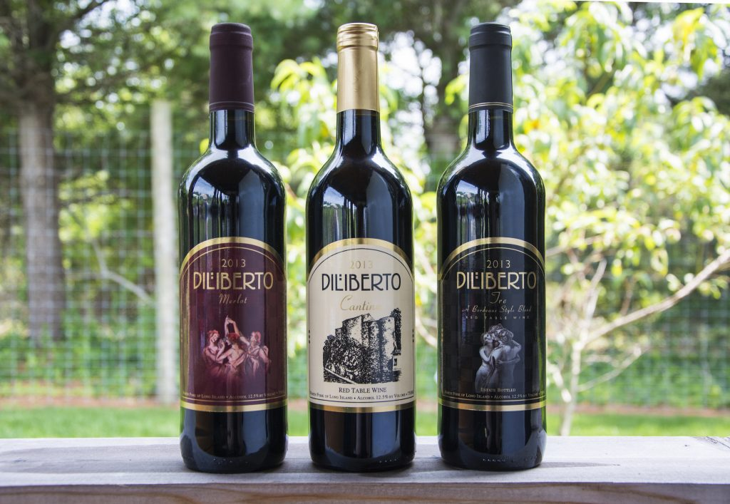 Diliberto Red Wine