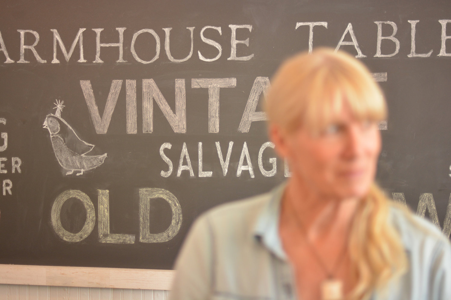 Lori Guyer Of White Flower Farmhouse The Joanna Gaines Of Southold