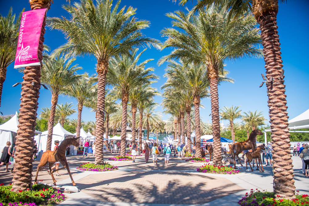 Indian Wells Arts Festival