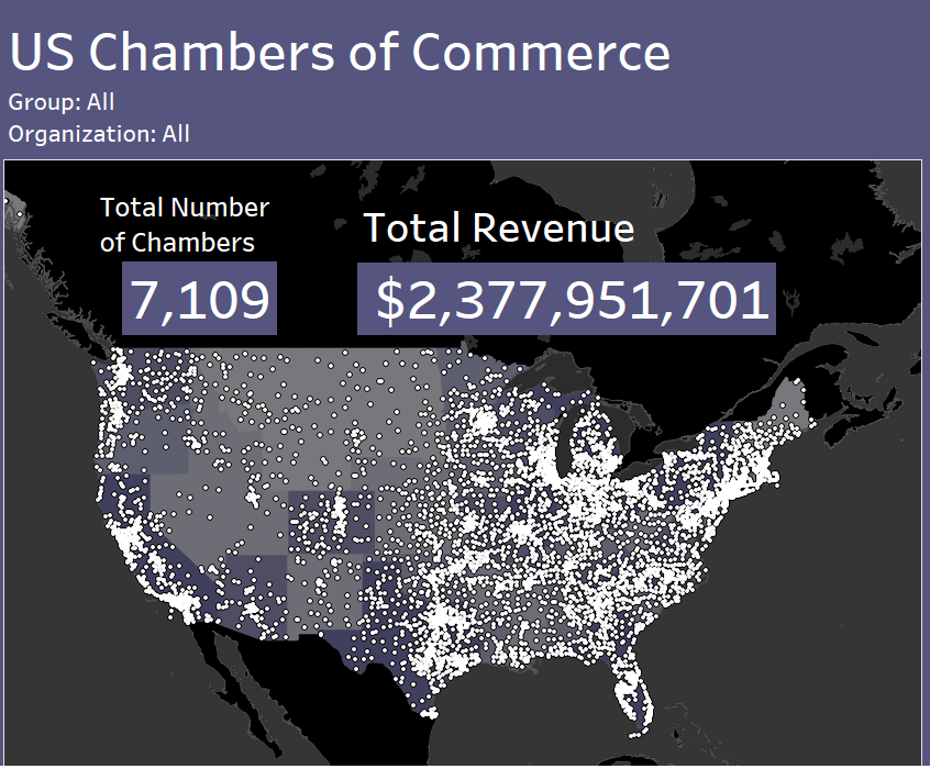 Starting a business? Find your local chamber with our interactive dataviz. -