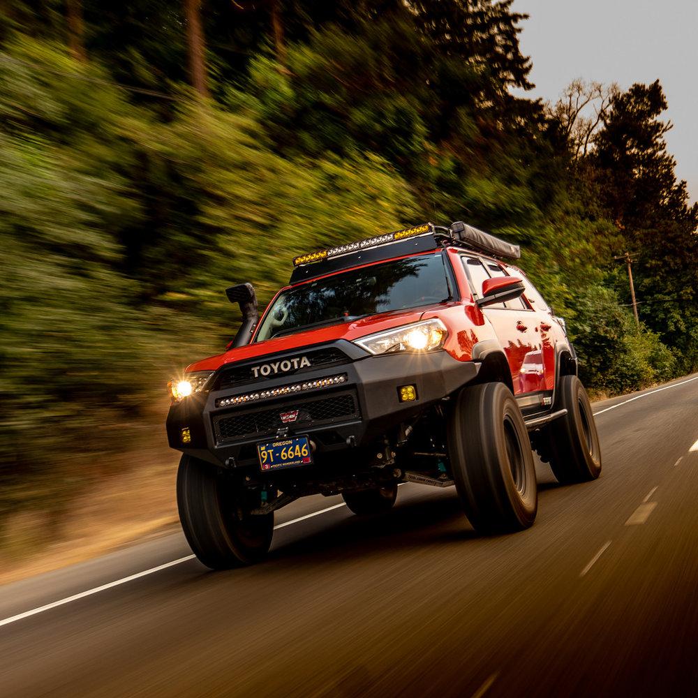 Isaac Marchionna - 2015 Toyota 4Runner