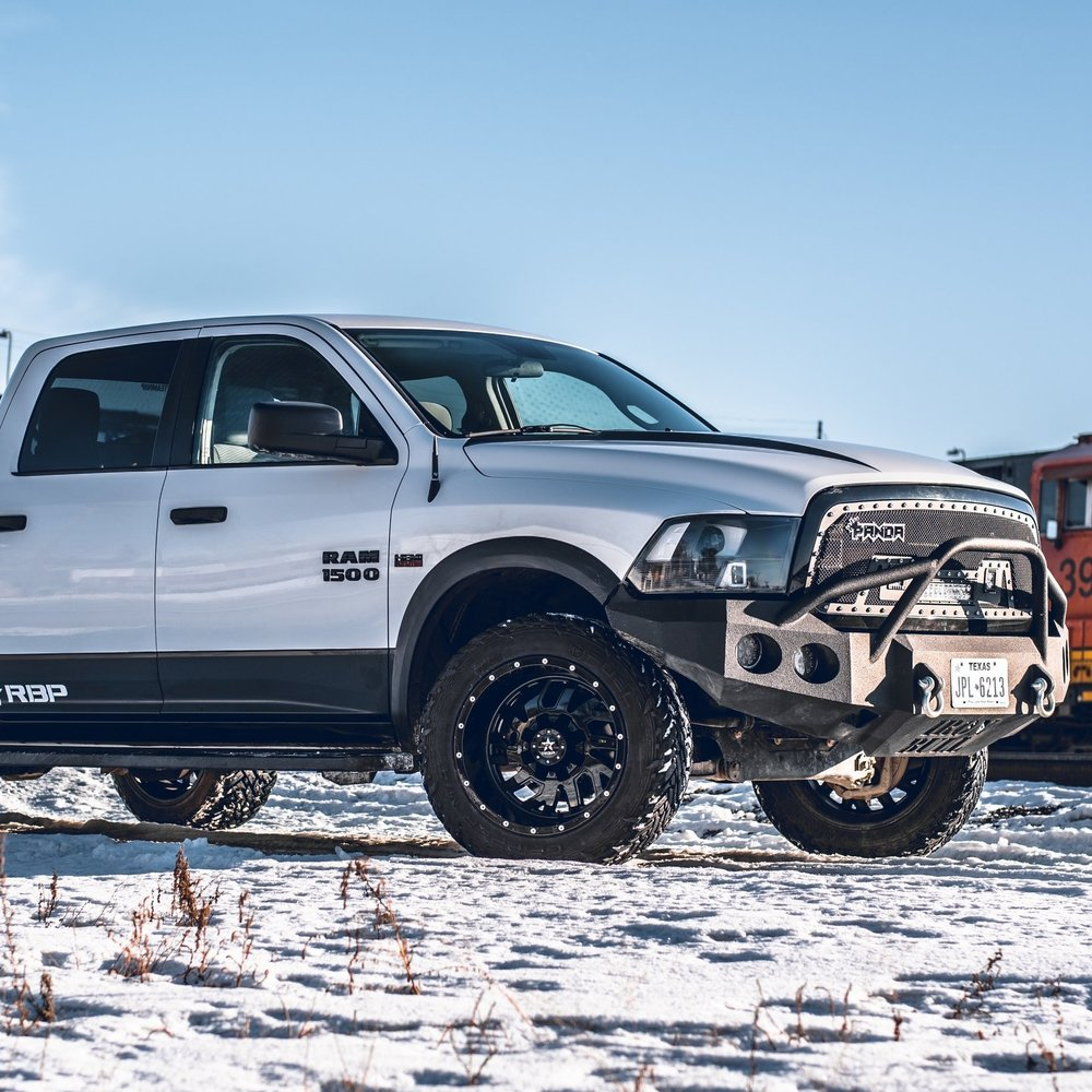 John Cirone - 2014 Dodge Ram 1500