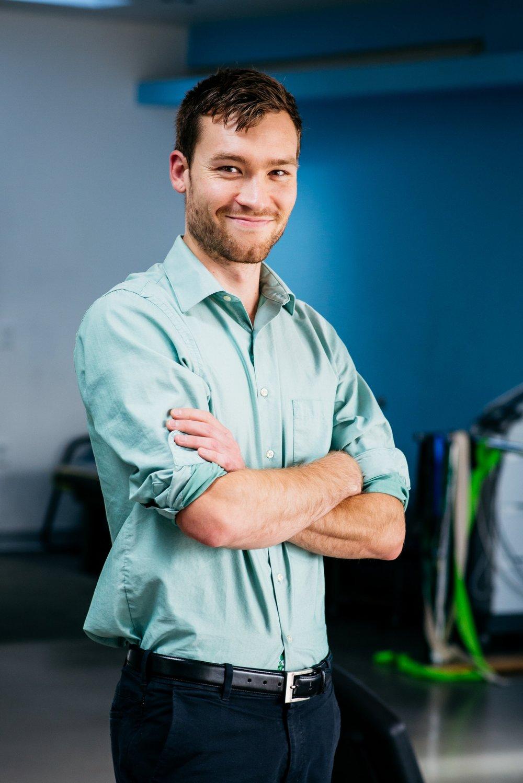 Dr. Tristan Malin, PT, DPT