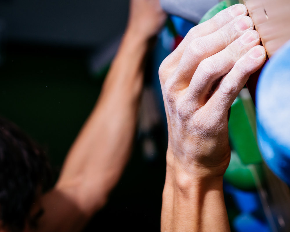 Free Community Course: Climbing Finger Injuries - Join us February 19th at 5:30PM at Langford Sports & Physical Therapy.