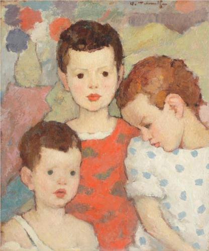 three-brothers-the-painter-s-children-1920.jpg!Blog.jpg