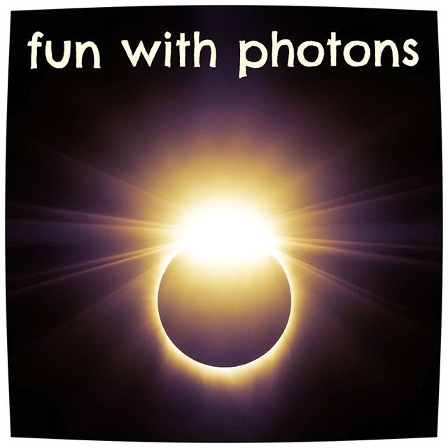 New website coming soon!! Funwithphotons.com will be live in the next week or two once I've finished building it.