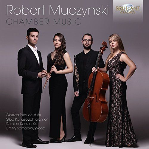 Ensemble Accendo plays music of Robert Muczynski