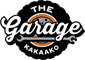 THE GARAGE | Kaka'ako
