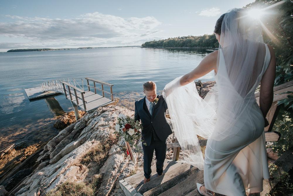 Portland, Maine Wedding Photographer