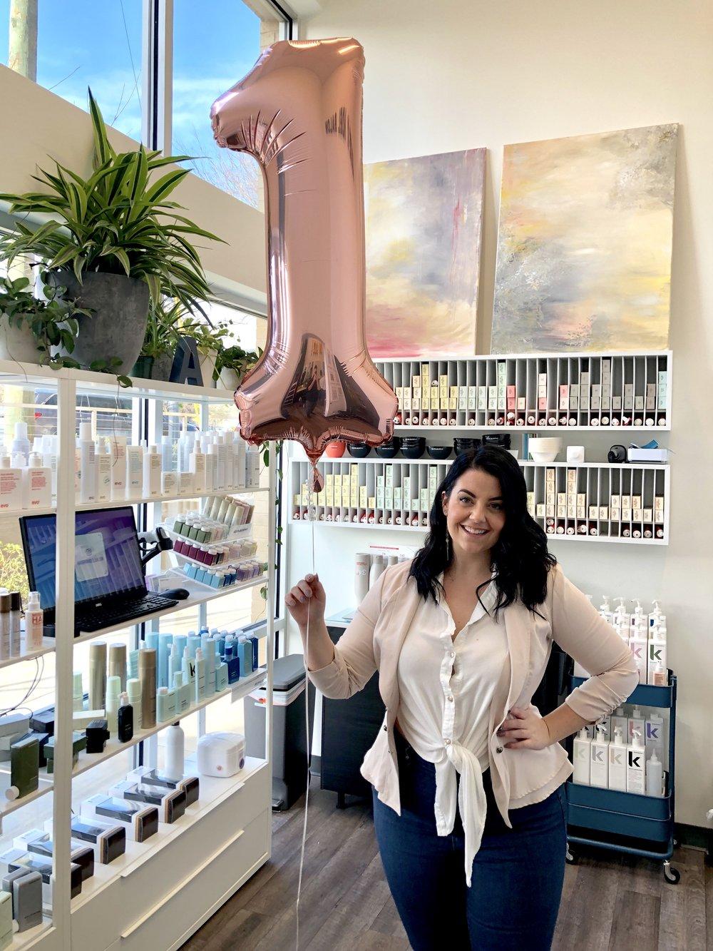 Kate Kandel | Owner and Stylist at Kate Kandel Salon