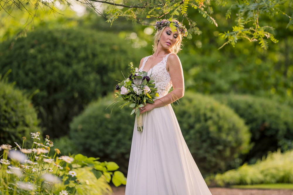 Boho Bridal Shoot
