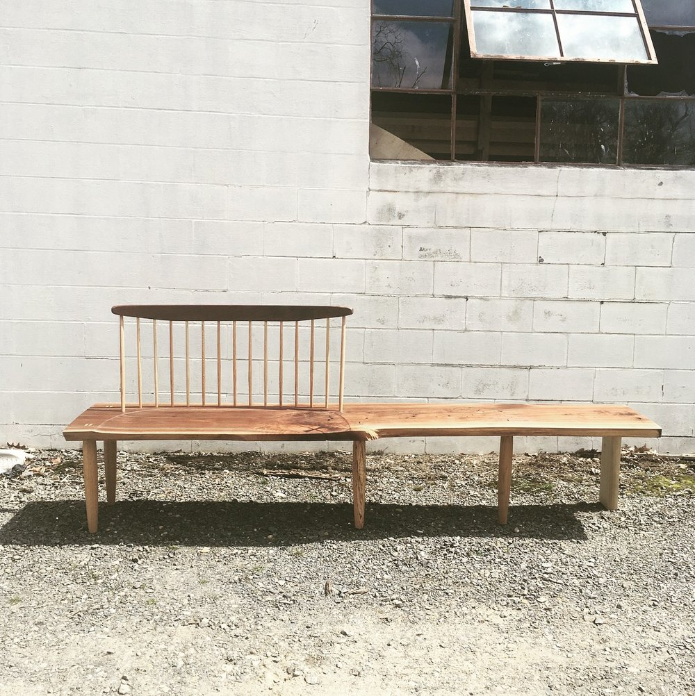 Benches and Chairs -