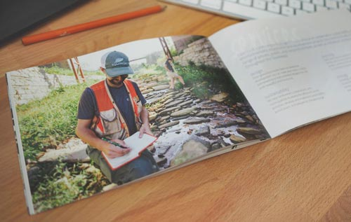 Outreach Tools - Engage your audience with a fresh brochure or annual report design.  Learn more >