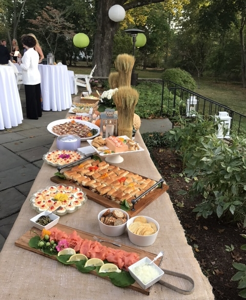 Emerge 2017 - Catered by Chef Karen Hubrich                                October 7, 2017                                    Fairfield, CT