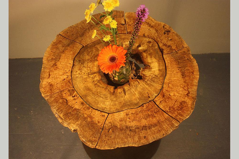 2014_11_14_02 Hollow Log Bistro table.JPG