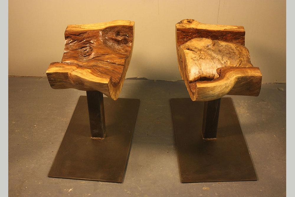 2014_11_14_05 Hollow Log End Tables.JPG