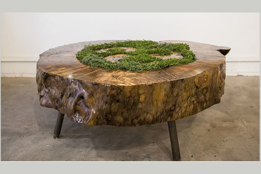 "2014-11/14 ""Forest Series"" Hollow Log Furniture"