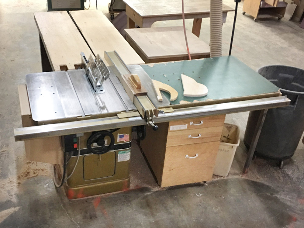 "10"" Powermatic Table Saw"