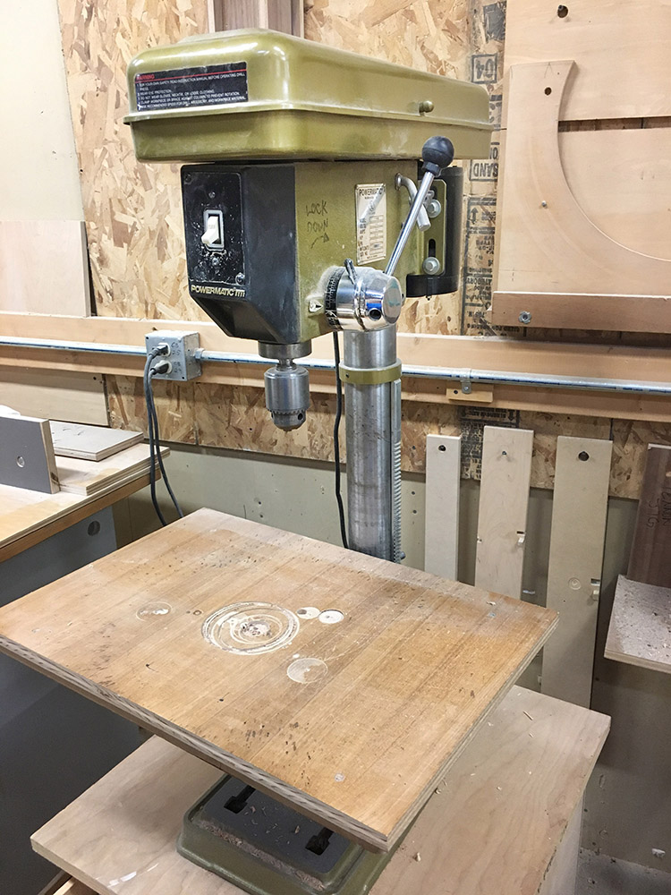 Powermatic Drill Press