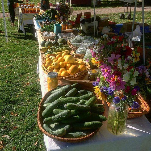 At the Market!