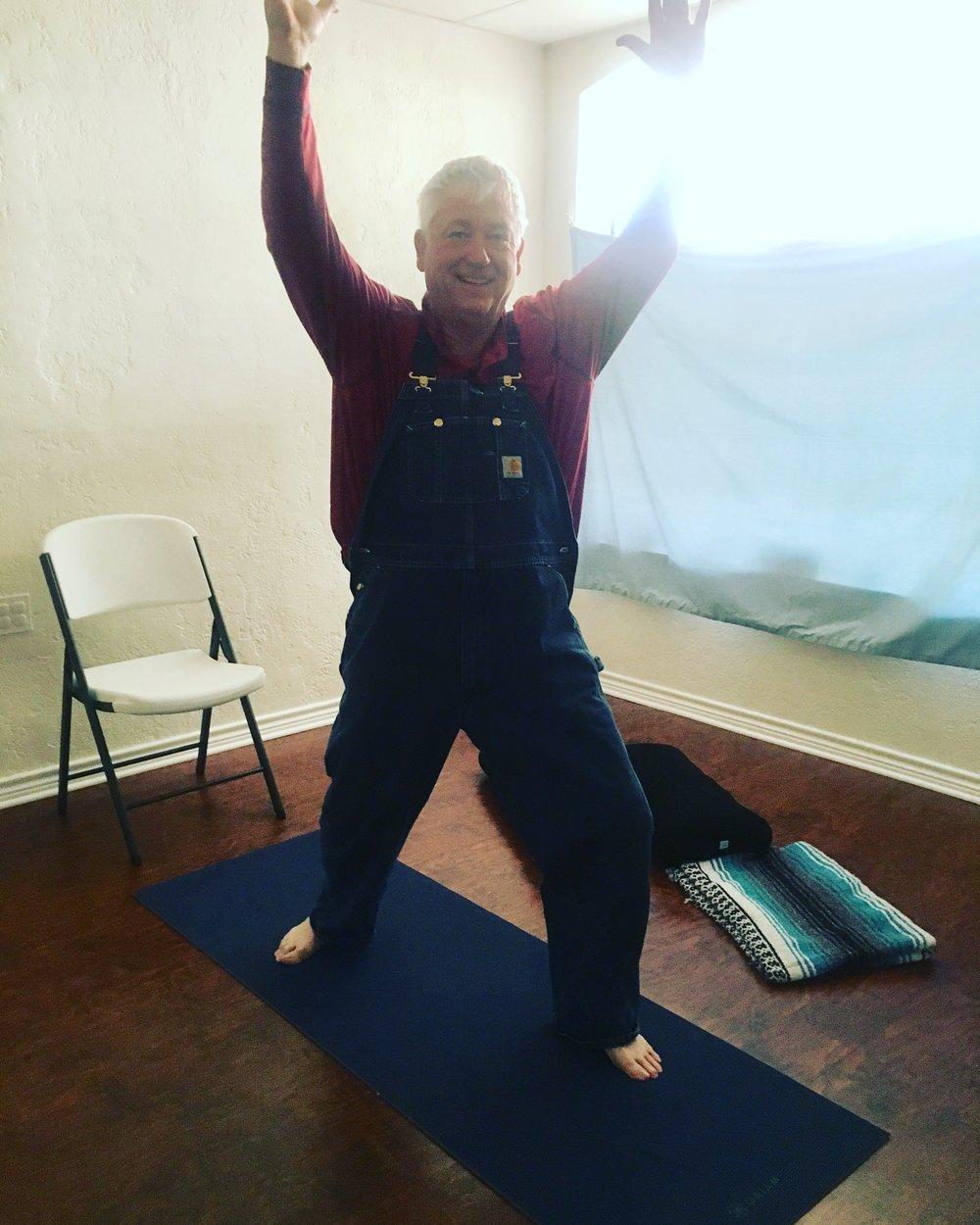trauma informed yoga wf