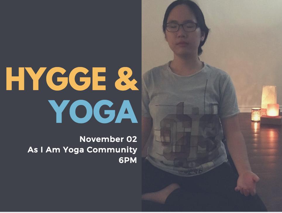 hygge and yoga wichita falls