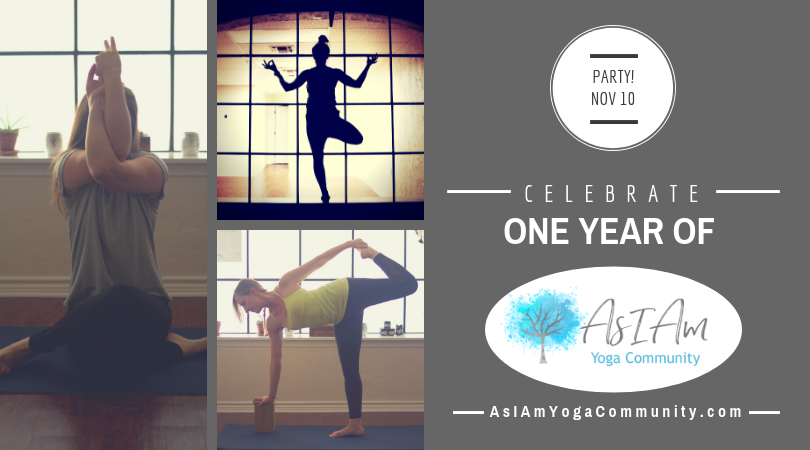 yoga anniversary wichita falls