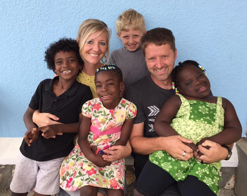 Al and Lisa Gemmen - The Gemmen family serve as missionaries with InnerCHANGE in the neighborhood of Little Haiti (Miami) Florida. They live and work with those facing poverty, working for community transformation so that the name of Jesus in renowned.