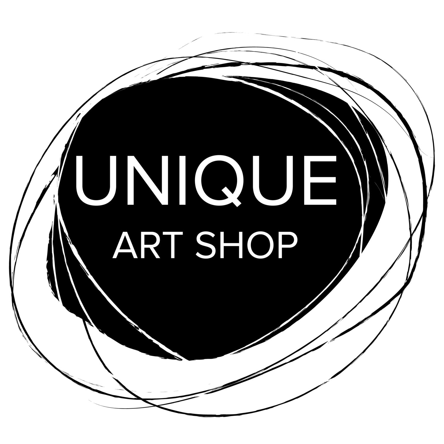 unique art shop & gallery