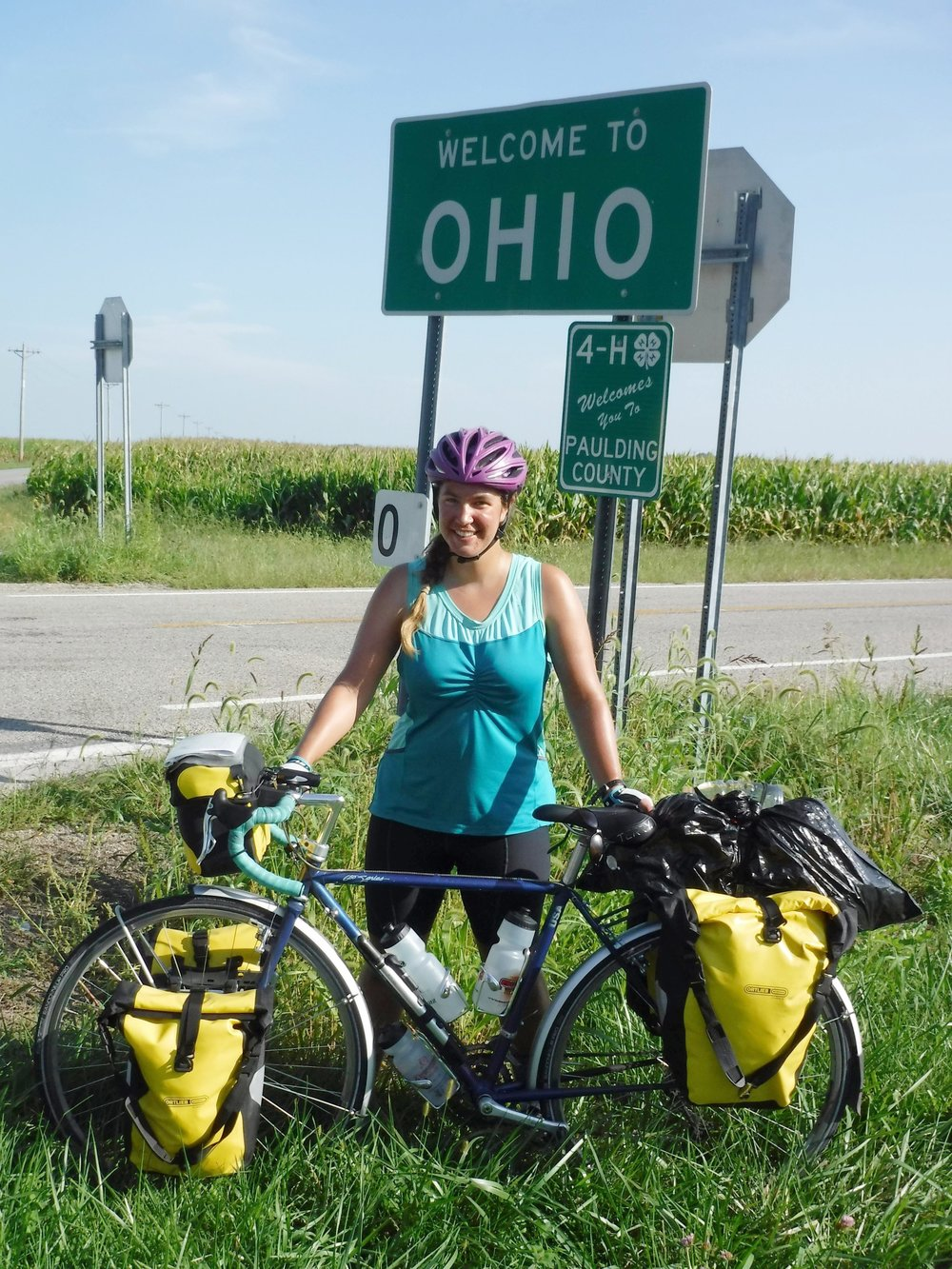 Emily's advice for would-be tourers? DO IT. And do it your way. -