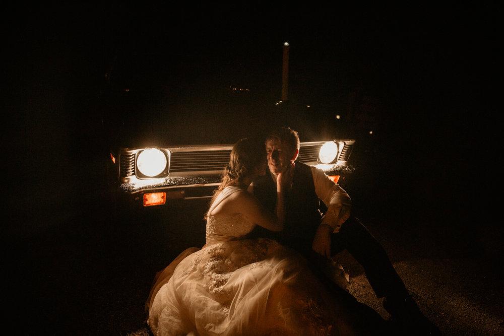 Emmy & Tyson | Claremont, NH