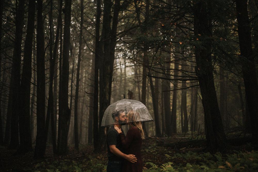 Jake & Emma | Engagement - Vermont