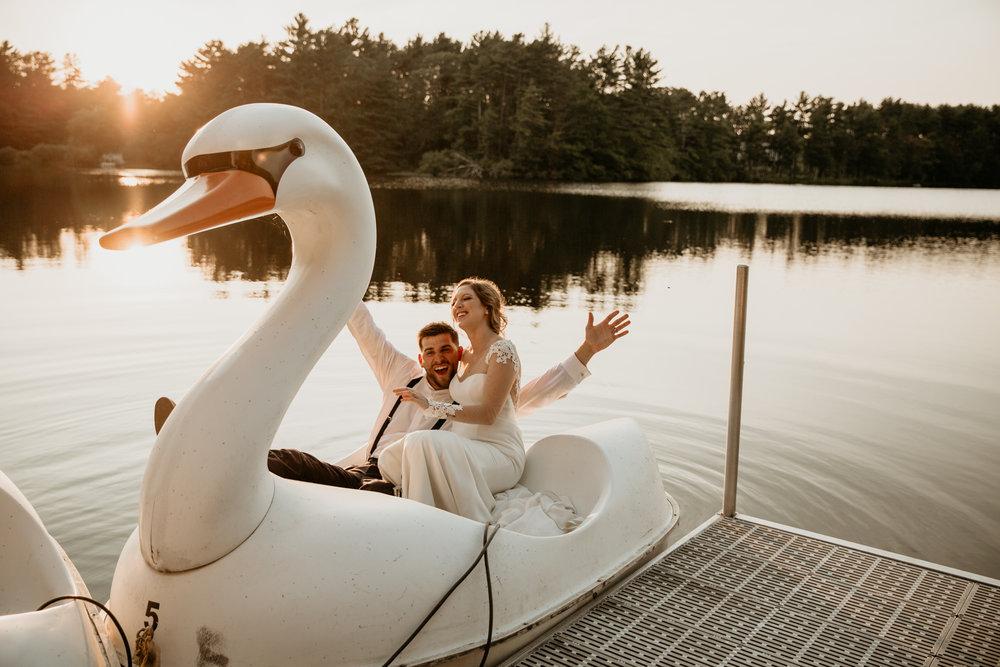 Katlyn & Brian | Wedding - Wareham, MA