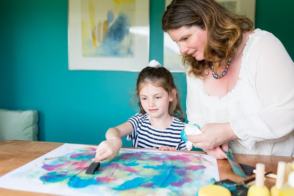Individual Art Therapy - Art therapy works well for many clients as they can express their feelings in a non-verbal way while working with their hands and coloursArt Therapy can help with learning and behavioural issues such as: Asperger's, ADHD, Dyslexia, Dyscalculia, Dyspraxia, Motor skill and balance difficultiesEmotional issues such as: Stress, Negativity, Anxiety, self-esteem, trauma, separation, griefArt Therapy sessions can include, birth Colour Diagnostic, Colour meditation, clay work, wood work, spray painting, weaving, and painting.This simple sensory experience creates happiness and allows emotions to flow.90Mins - $90 (All art material included)