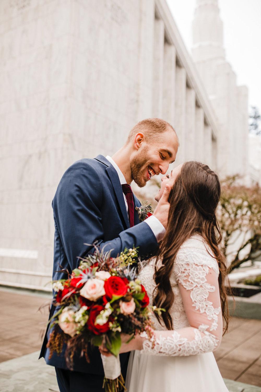 lds wedding photographer formals