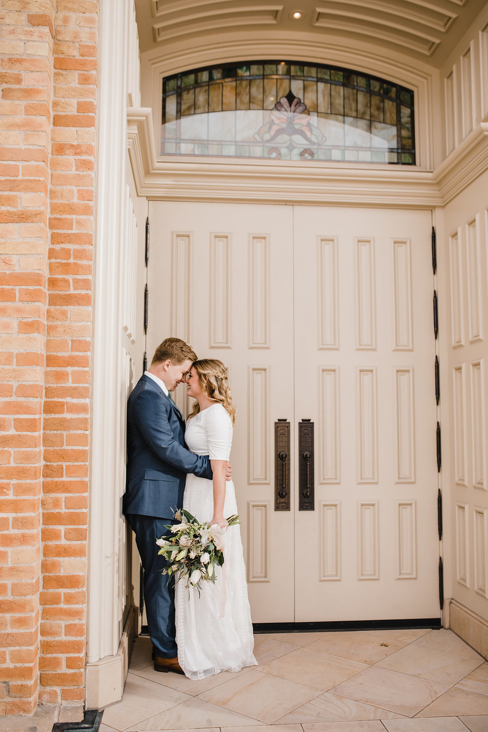 professional wedding photography logan utah provo city center