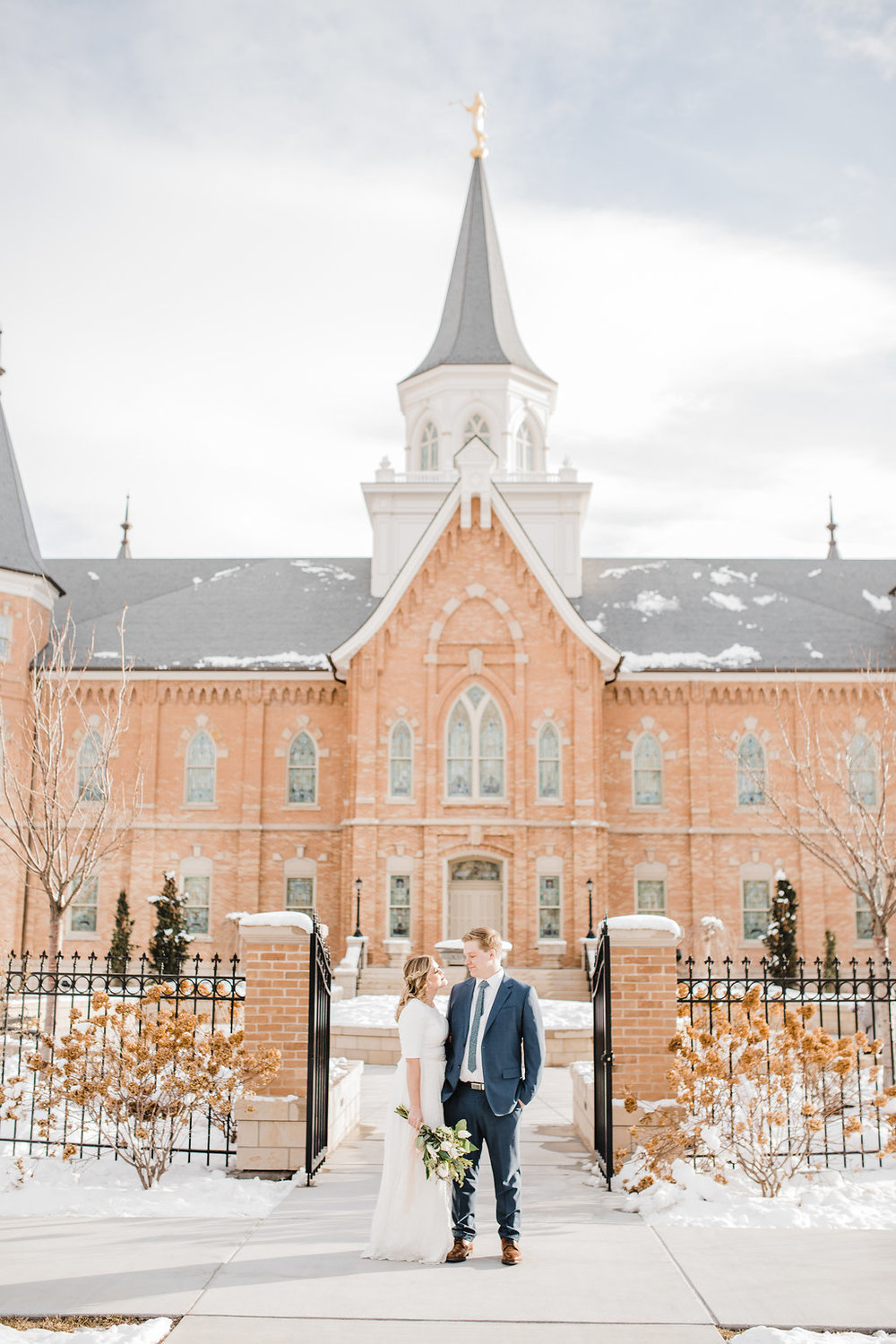 provo city center lds temple wedding photographer
