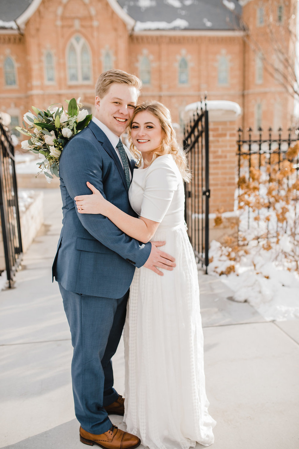 provo temple lds wedding photography calli richards