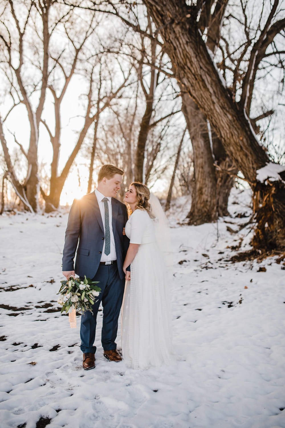 winter wedding lds formals photographer provo utah