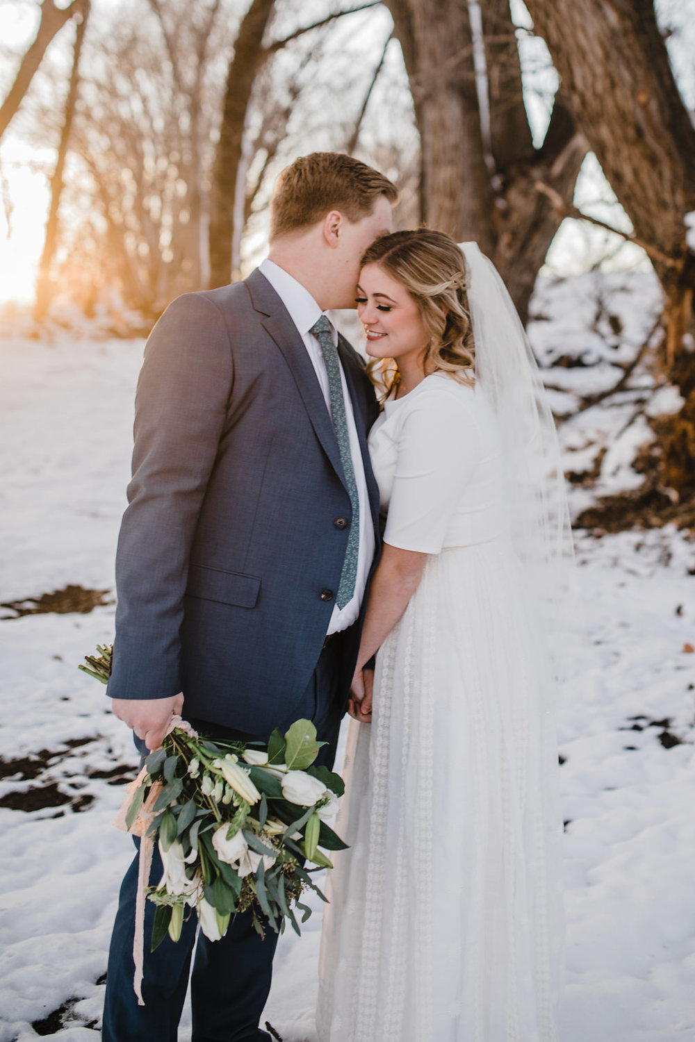 formals winter wedding inspiration logan ut calli richards