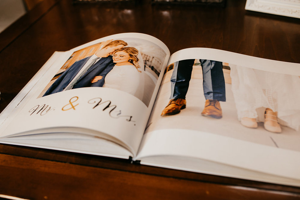 guest book wedding reception lds professional photographer