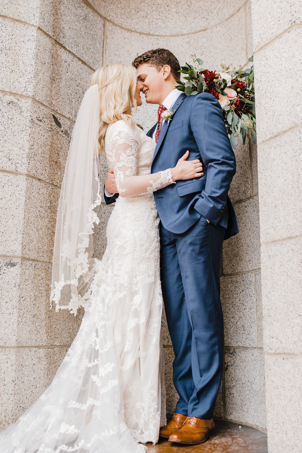 Salt Lake City Wedding Photographer Make the Most of Your Wedding Photography with a Bridal Veil