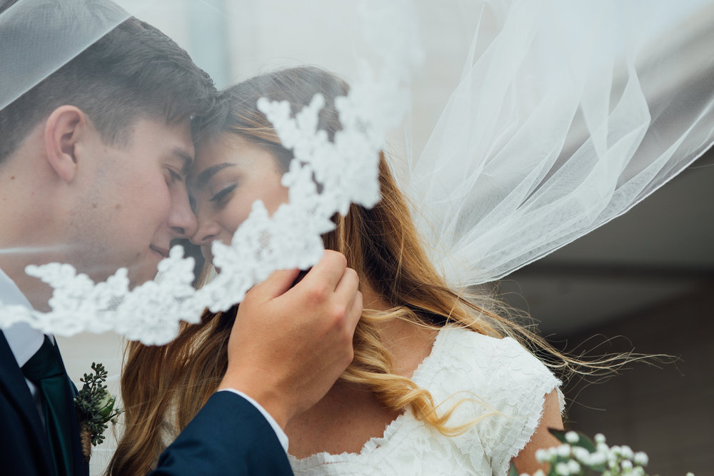 South Jordan Utah Wedding Photographer wedding veils make your photos all the better
