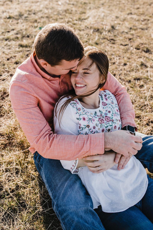romantic couples photography paradise utah engagement photographer calli richards