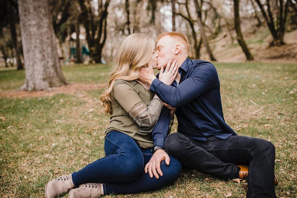 romantic adventurous professional couples photography logan utah
