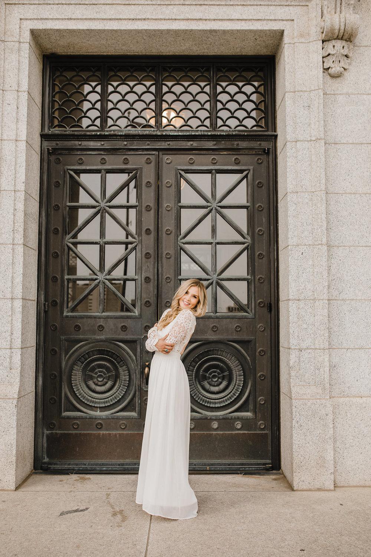 wedding dress stunning bridal photos utah state capitol building wedding photographer