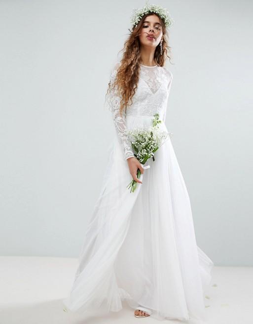 Wedding Dresses You\'ll LOVE! (All Under $1,000) | Calli Richards