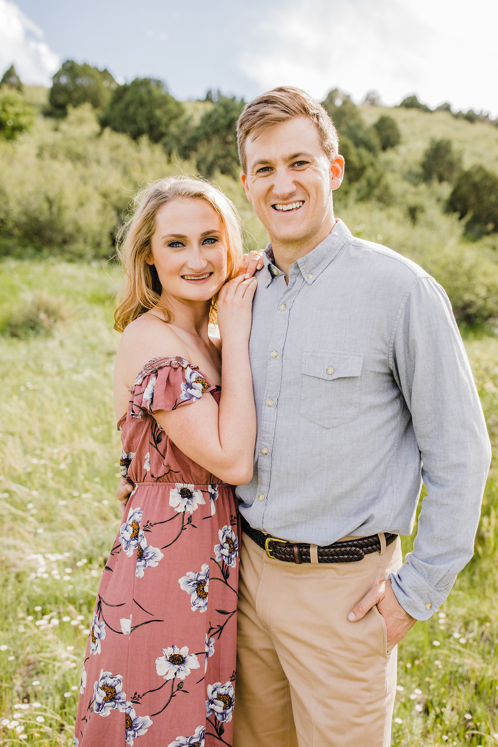 denver colorado professional engagement photographer